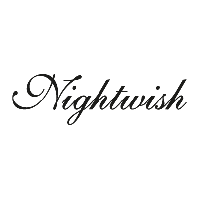Nightwish logo vector