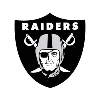 Oakland Raiders logo vector