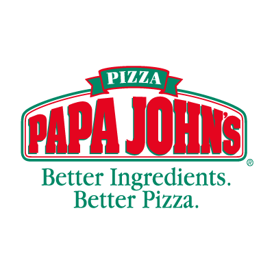 Papa Johns logo vector