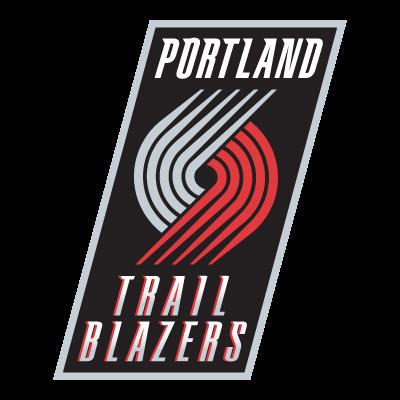 Portland Trail Blazers logo vector