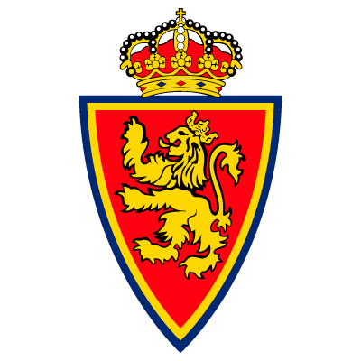 Real Zaragoza vector logo
