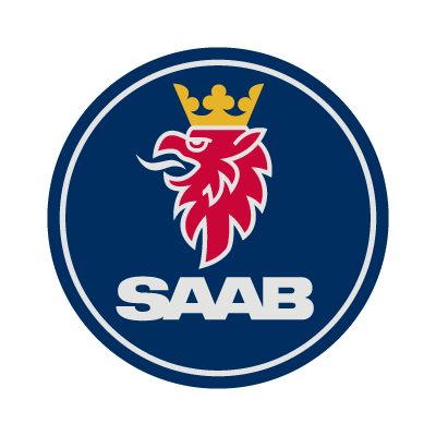 Saab logo vector
