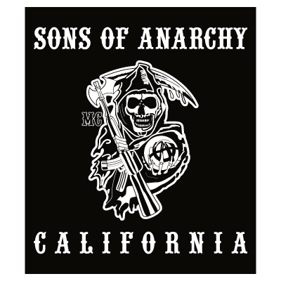 Sons of Anarchy logo vector