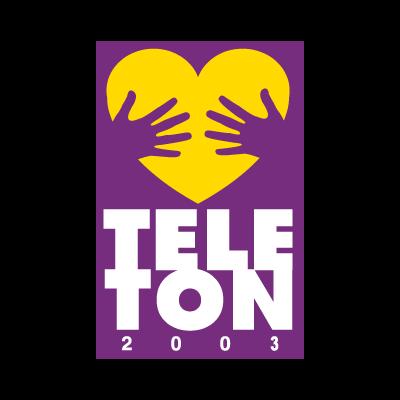 Teleton vector logo