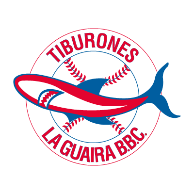 Tiburones de La Guaira vector logo download free
