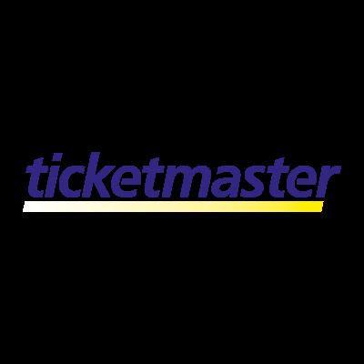Ticketmaster logo vector