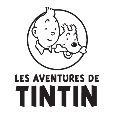 Tintin logo vector