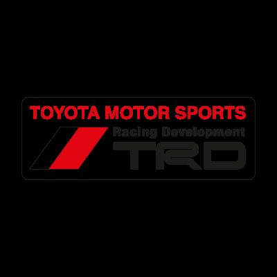 TRD vector logo