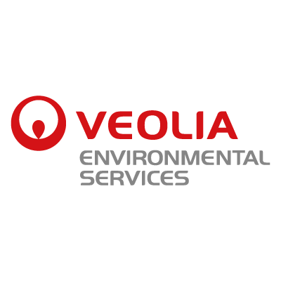 Veolia environmental service logo vector
