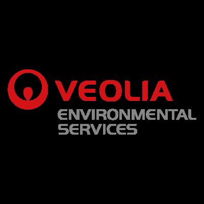 Veolia environmental service logo vector