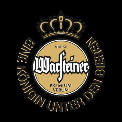 Warsteiner logo vector
