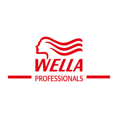 Wella Professional logo vector