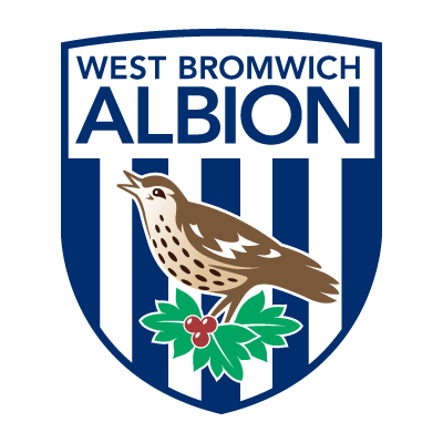 West Brom logo vector