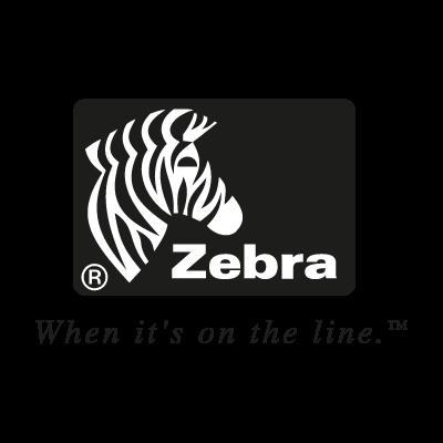 Zebra vector logo download free