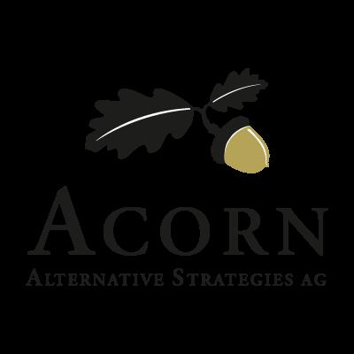 Acorn logo vector