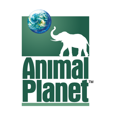 Animal Planet TV logo vector