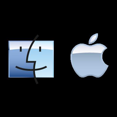 Apple Mac OS vector logo