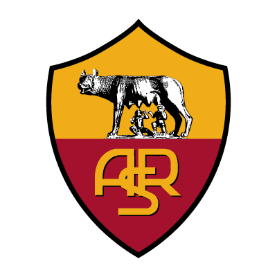 AS Roma logo vector