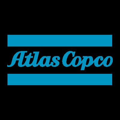Atlas Copco logo vector