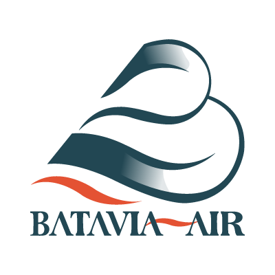 Batavia Air logo vector
