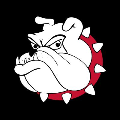 Bulldog logo vector download free