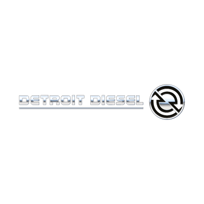 Detroit Diesel logo vector