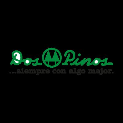 Dos Pinos logo vector