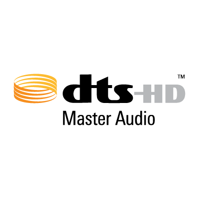 DTS HD Master Audio logo vector