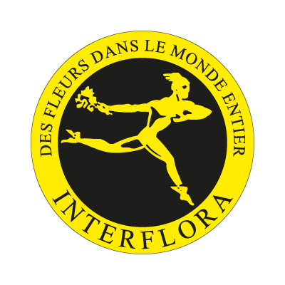 Interflora vector logo