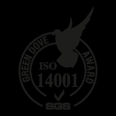 ISO 14001 logo vector