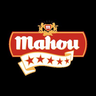 Mahou logo vector
