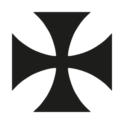 Maltese Cross vector logo