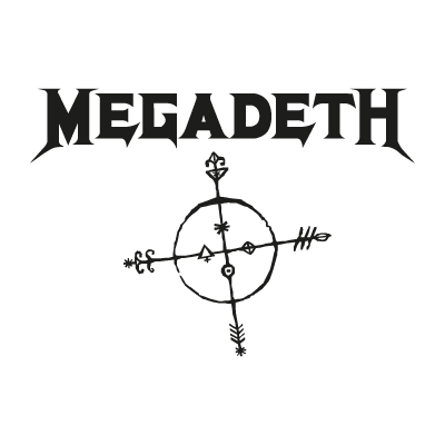 Megadeth logo vector