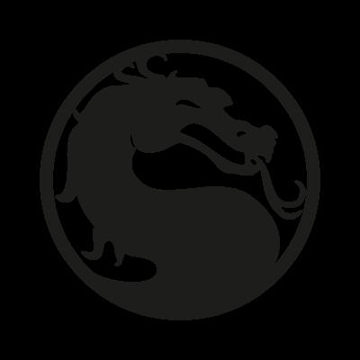 Mortal Kombat logo vector