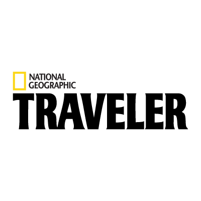 National Geographic Traveler logo vector