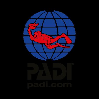 PADI vector logo