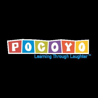 Pocoyo logo vector
