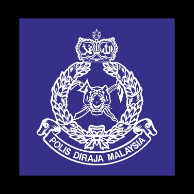 Polis Diraja Malaysia logo vector