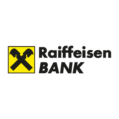 Raiffeisen Bank logo vector