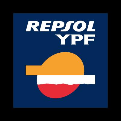 Repsol YPF logo vector