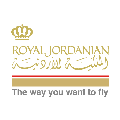 Royal Jordanian vector logo
