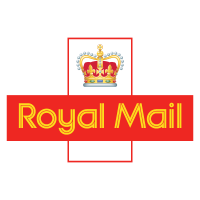 Royal mail logo vector