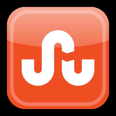 Stumbleupon icon vector free download