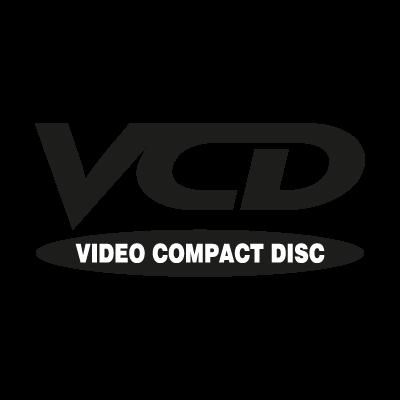 VCD logo vector