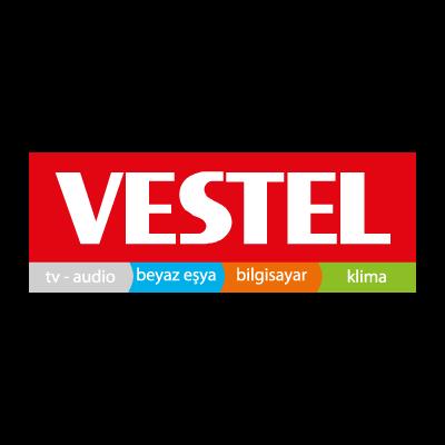 Vestel logo vector