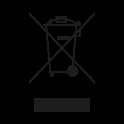 Weee symbol vector