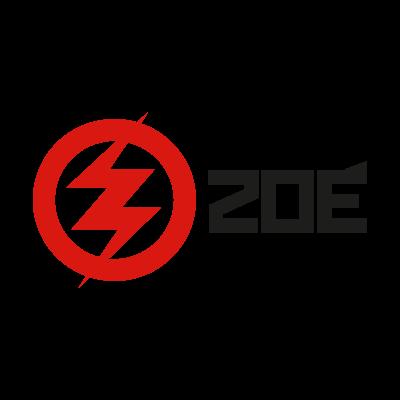 Zoe logo vector
