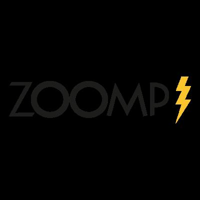 Zoomp logo vector