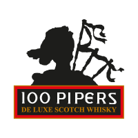 100 Pipers vector logo