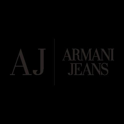 AJ Armani Jeans logo vector